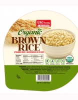 RICE COOKED BROWN OR…
